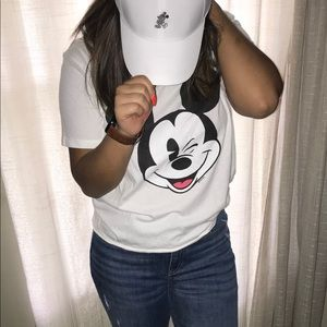 Abercrombie & fitch Mickey t shirt